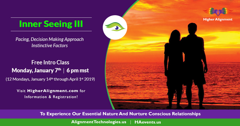 Picture of IS3 Inner Seeing III Free Intro Class Webinar