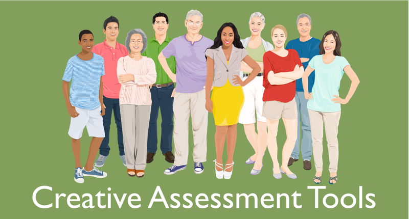 Picture for category Creative Assessment Tools