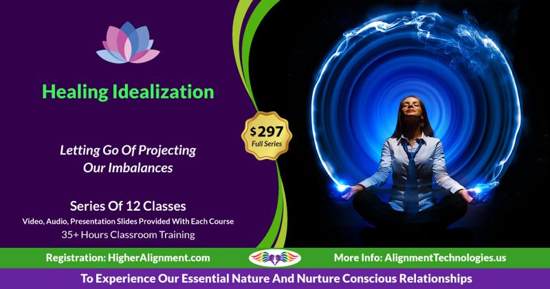 Picture of HI Healing Idealization Series