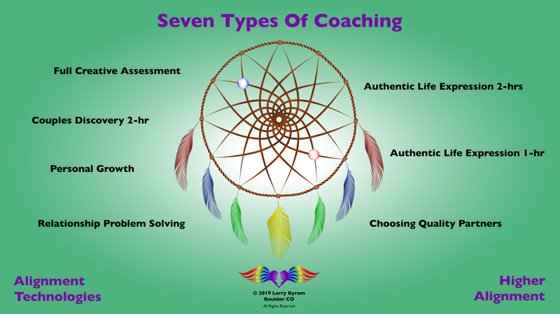 Picture of ACG: Seven Types of Coaching Formats (Classes 1-4) Series