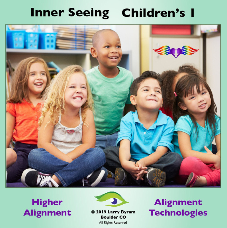 Picture of ISC Free Intro: Inner Seeing for Children