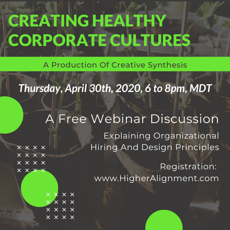 Picture of FREE Intro ~ Organizational Hiring & Design Thursday April 30 at 6-8 pm