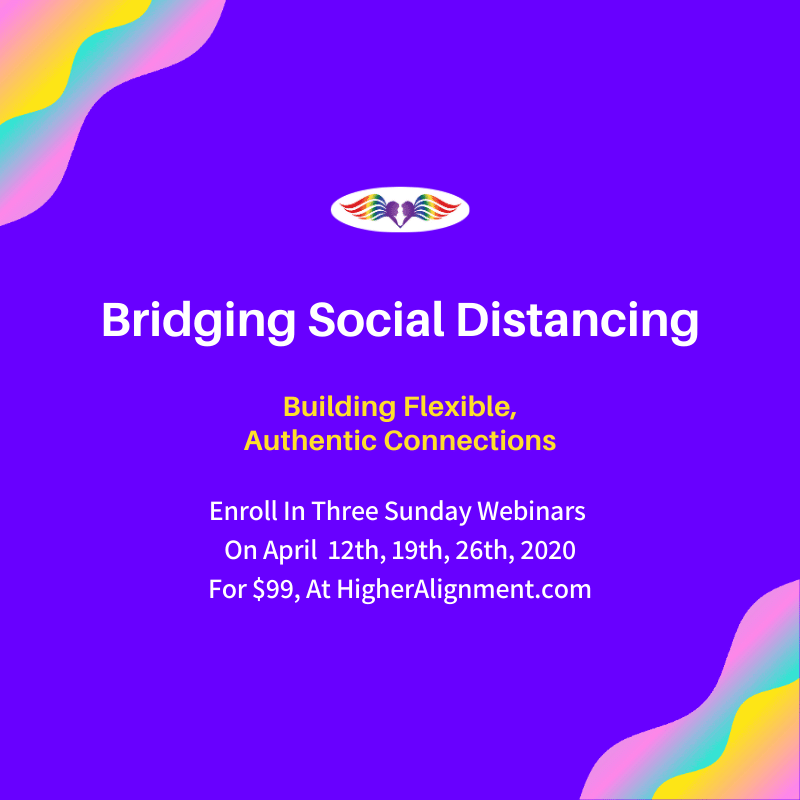 Picture of Bridging Social Distancing ~ Enhancing Connections