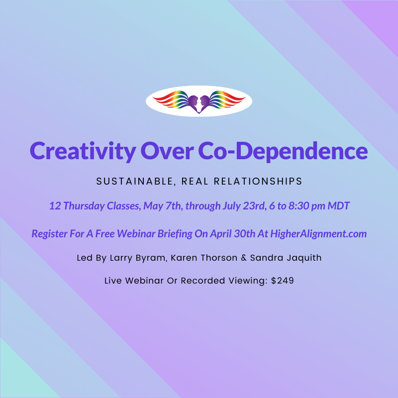Picture of COC Creativity Over Co-Dependence Thursdays May 7 - July 23
