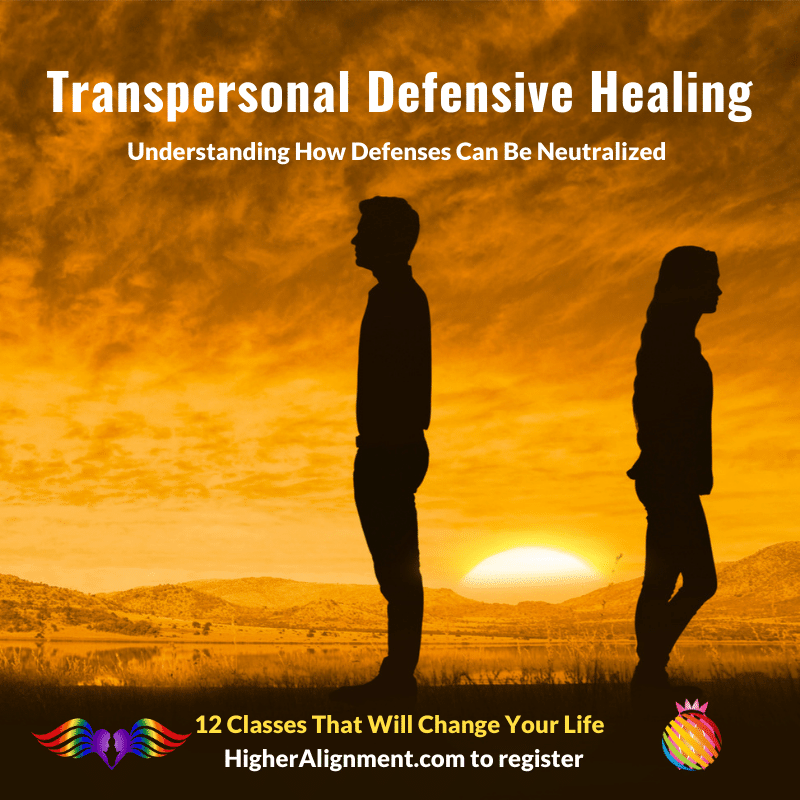 Picture of TDH Transpersonal Defensive Healing    18 Self-Paced Recordings