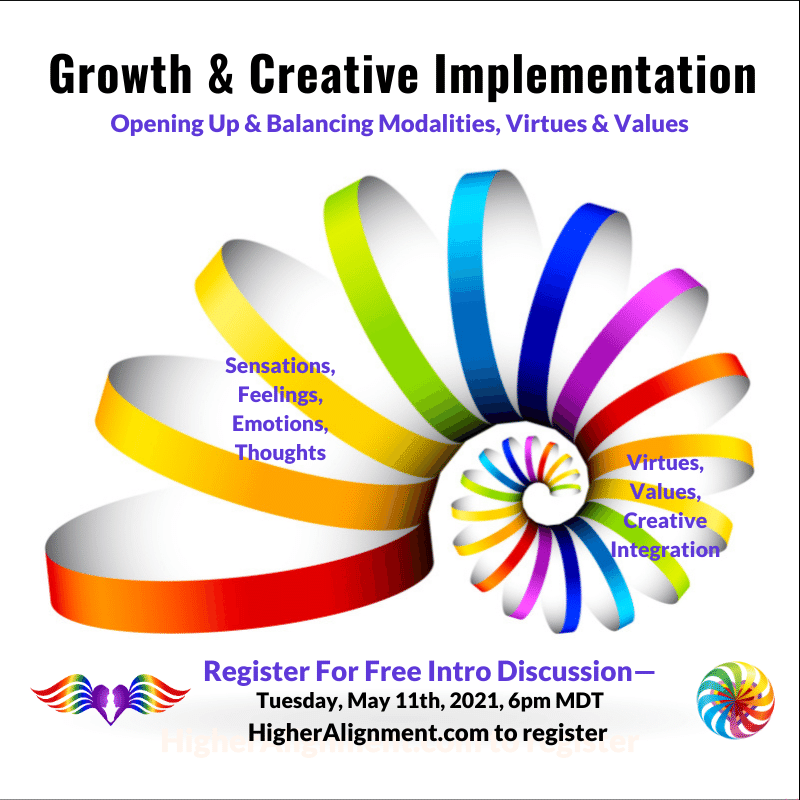 Picture of Growth & Creative Implementation FREE INTRO: 5/11 @ 6  pm