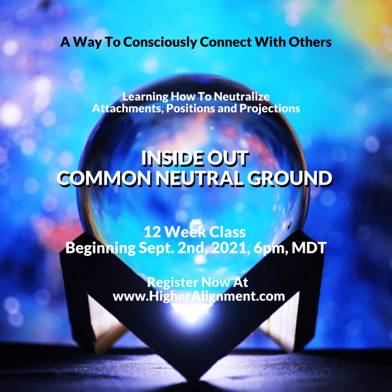 Picture of Inside-Out Common Neutral Ground ~ Thursdays @ 6 pm IOCNG