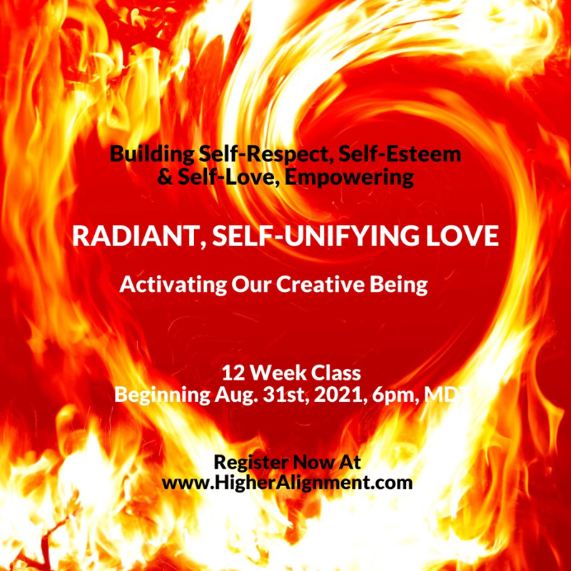 Picture of *** Radiant Self Unifying Love *** Tuesdays @ 6 pm RSUL21