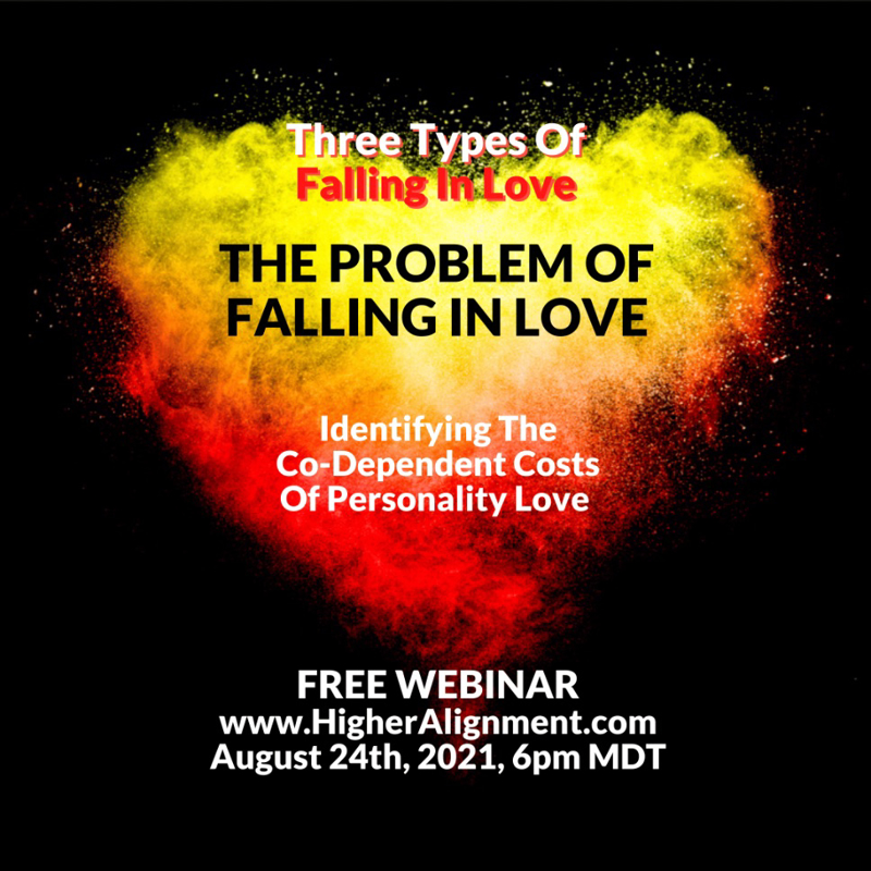 Picture of *** The Problem of Falling in Love  *** FREE INTRO Tuesday 8/24 @ 6 pm MDT RSUL21